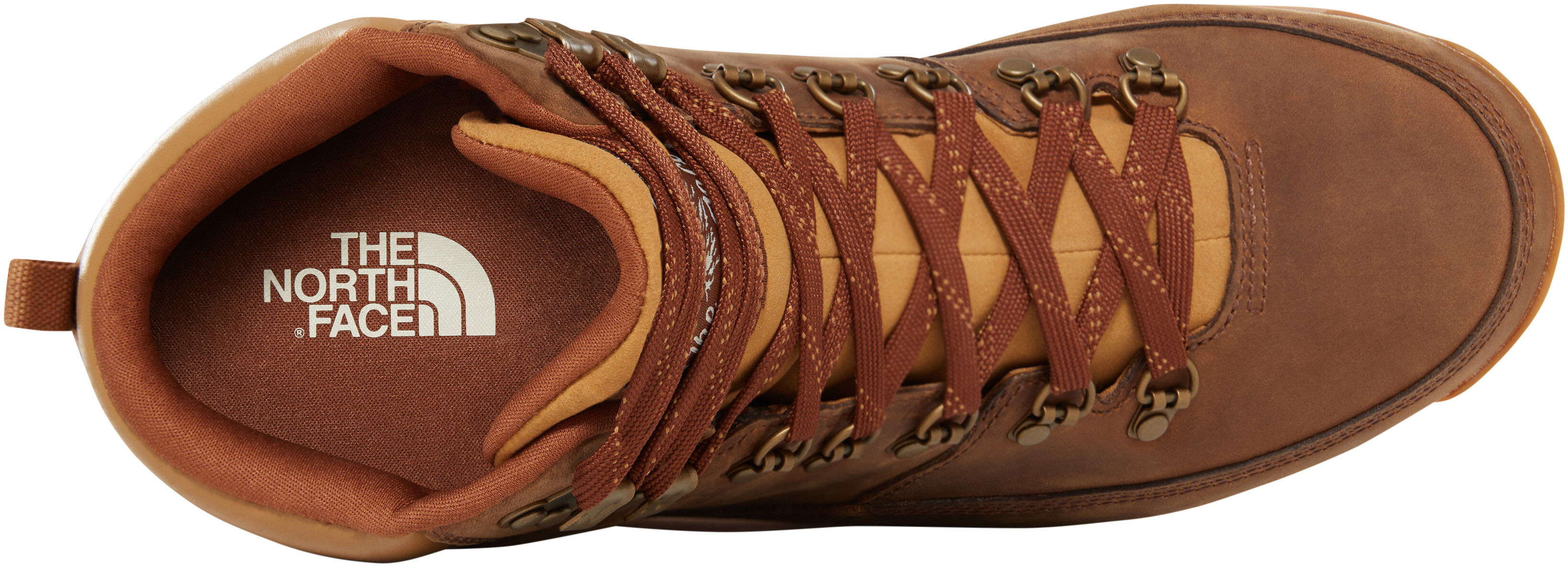 a08f1c832 The North Face Back-To-Berkeley Redux Leather Shoes Men dijon brown/tagumi  brown